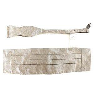 Ralph Lauren Polo cummerbund and bow tie combo